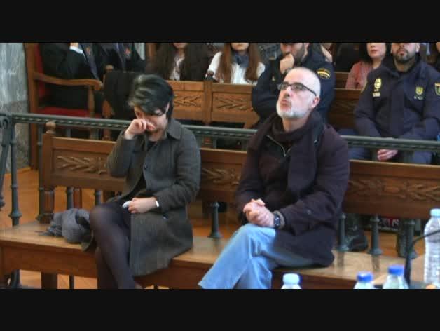 Rosario Porto y Alfonso Basterra piden su absolución