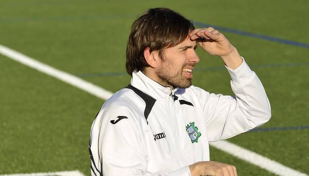 Rodri, entrenador del Beti Kozkor.