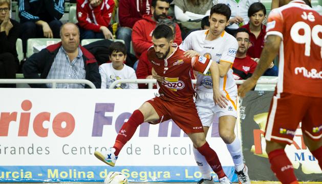 El Aspil, en las semifinales de Copa.