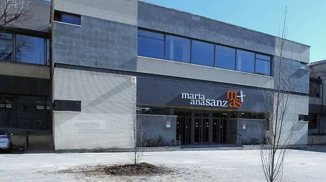 Fachada exterior de María Ana Sanz.