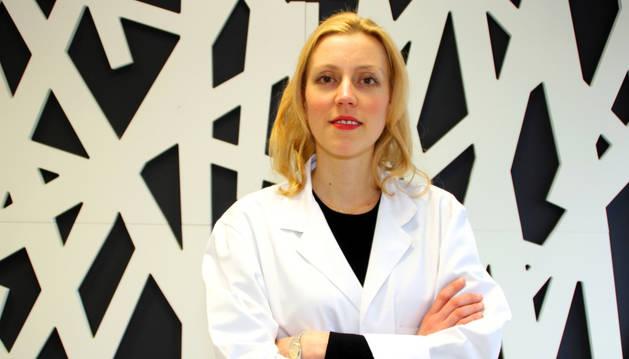 Dra. Mónica Pérez de Arcelus.