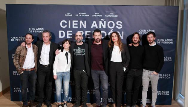 'Cien años de perdón', la nueva película de Daniel Calparsoro