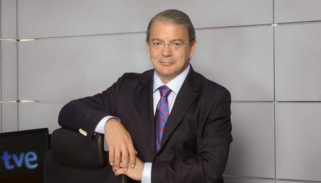 El director de TVE, José Ramón Díez, dimite
