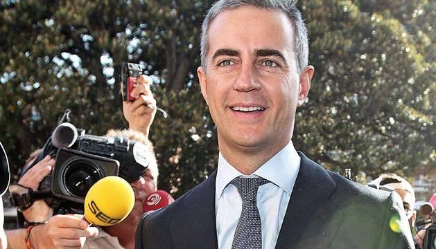 Ricardo Costa, ex secretario general del PP de la Comunidad Valenciana.