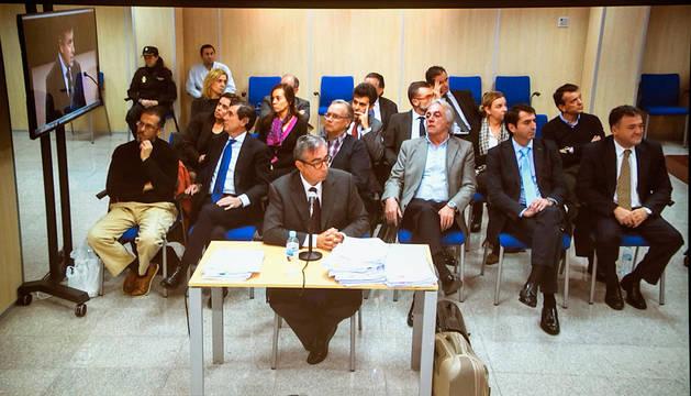 El exsocio de iñaki Urdangarin, Diego Torres, continúa su declaración por cuarto día consecutivo.