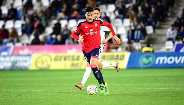 Córdoba-Osasuna (0-1)