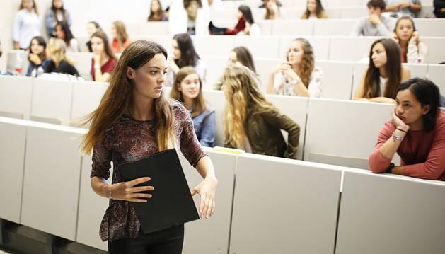 La UN vuelve a recuperar alumnos en este curso 2015-16