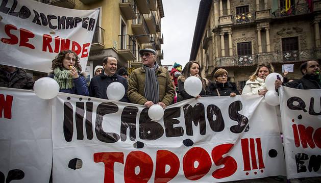 Los padres de Donibane deciden quedarse pero exigen castellano