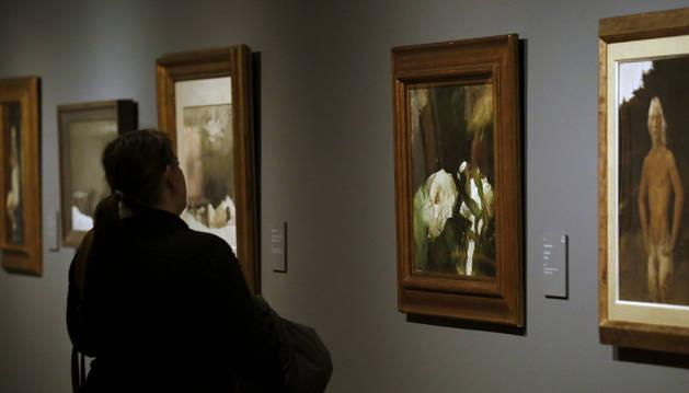 Andrew y Jamie Wyeth, en el Museo Thyssen