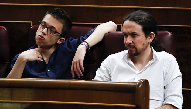 Iglesias emplaza a Sánchez a hablar tras