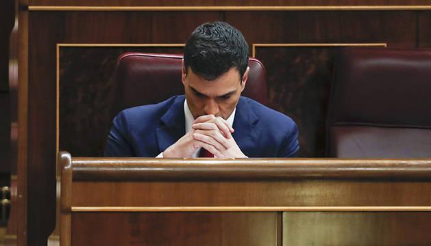 Pedro Sánchez sale vapuleado del primer asalto de la investidura
