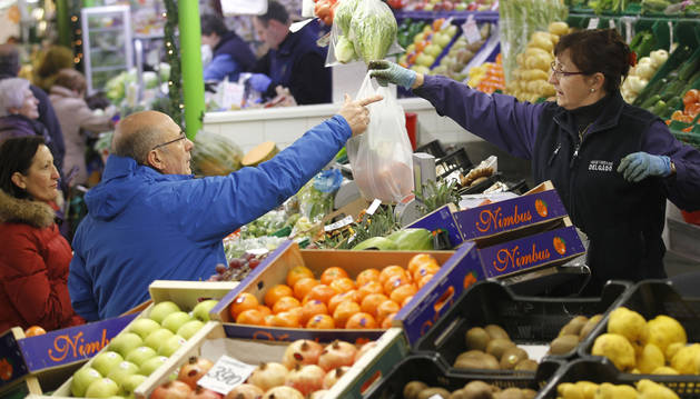Firmado el acuerdo del convenio de almacenistas de frutas y verduras