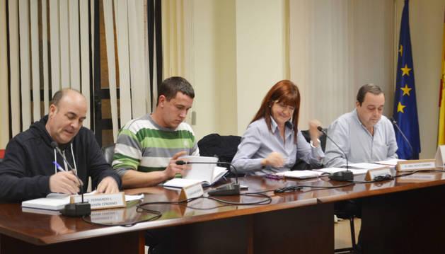 El PSN saca adelante los presupuestos de Mendavia con el respaldo de UPN