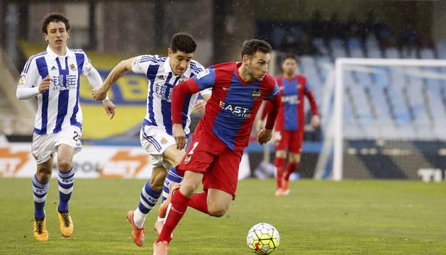 Real Sociedad-Levante.