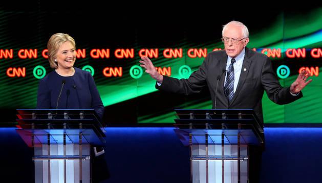 Sanders se impuso a Clinton en las primarias demócratas en el estado de Maine.