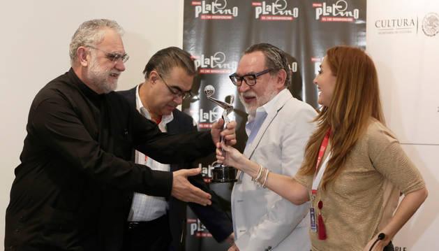 Anuncio de la preselección para los III Premios Platino.