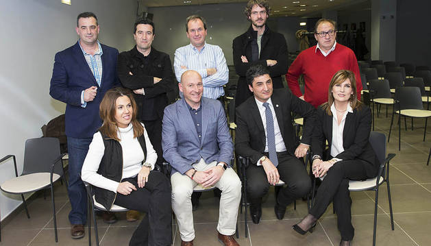 Domingo Sánchez, nuevo presidente de los empresarios de la Ribera