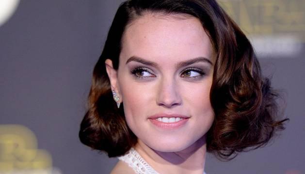 Daisy Ridley, candidata al premio a mejor actriz