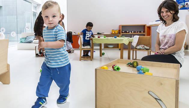 El Ayuntamiento ofrece 622 plazas libres en sus 12 escuelas infantiles