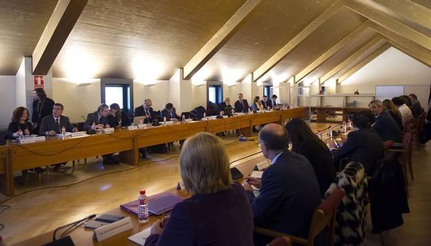 El CTEAJE se reúne en Pamplona para impulsar la 'justicia digital'