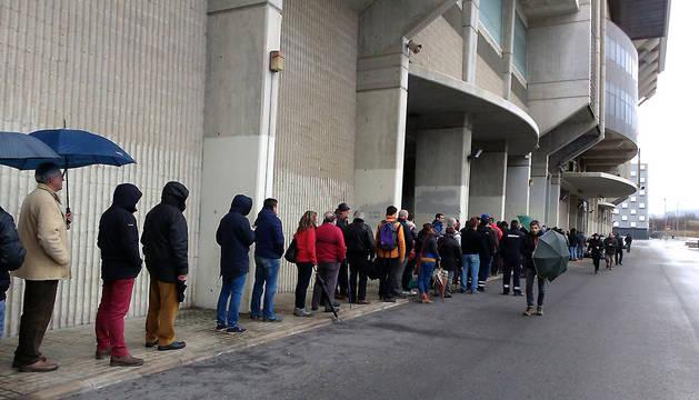 Las entradas para el Osasuna-Alavés salen a la venta hoy