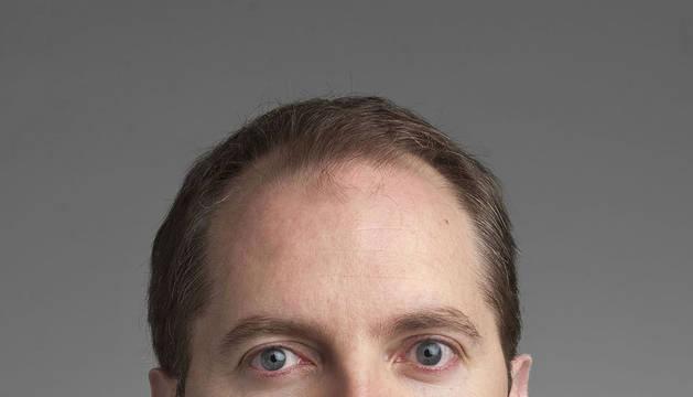 Iñaki Pinillos, director gerente de la empresa pública Nasertic