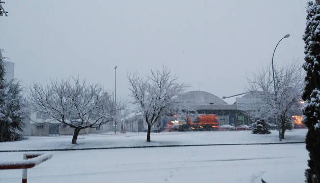 Fotos enviadas por los lectores de la nieve