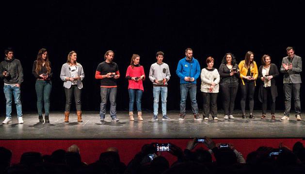 La 'Estrella del deporte', última diana de la arquera Encarna Garrido