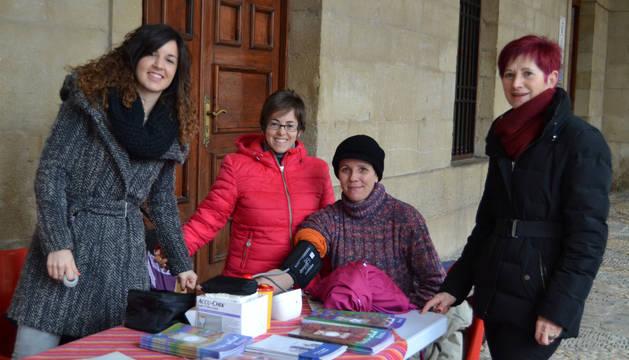 Ochenta y dos lodosanas participan en la jornada para promocionar la salud