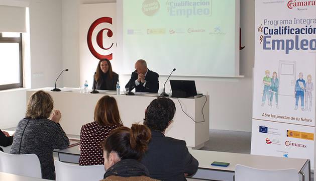 Presentación del Plan Integral de Cualificación y Empleo