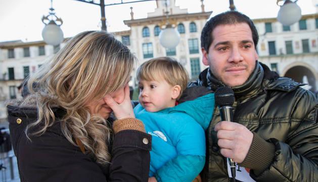 Unas 200 personas piden la 2ª línea para el colegio San Julián de Tudela