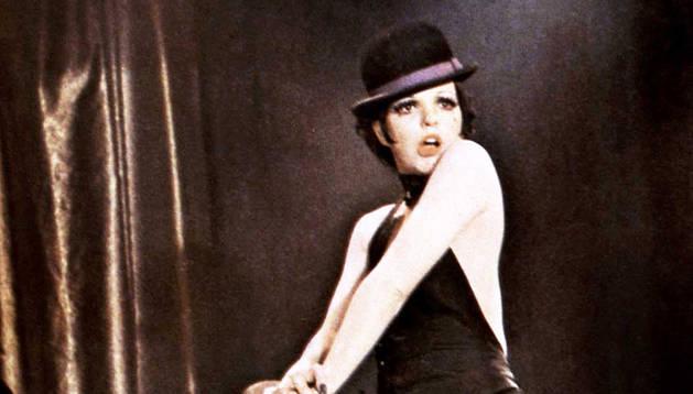 Liza Minelli, leyenda viva del teatro musical a los 70 años