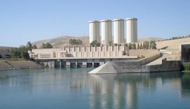 EE UU alerta de una posible catástrofe por rotura de la presa de Mosul