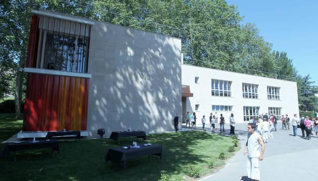 Centro Ocupacional del colegio El Molino.