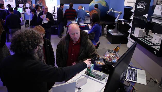 Al menos 25 firmas navarras emplean sistemas de 'producción inteligente'