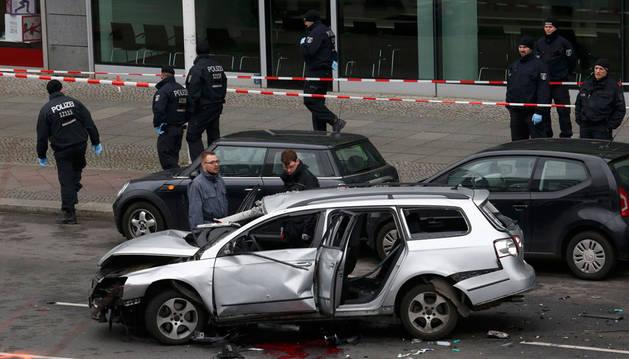La Policía descarta la hipótesis terrorista en la explosión de Berlín