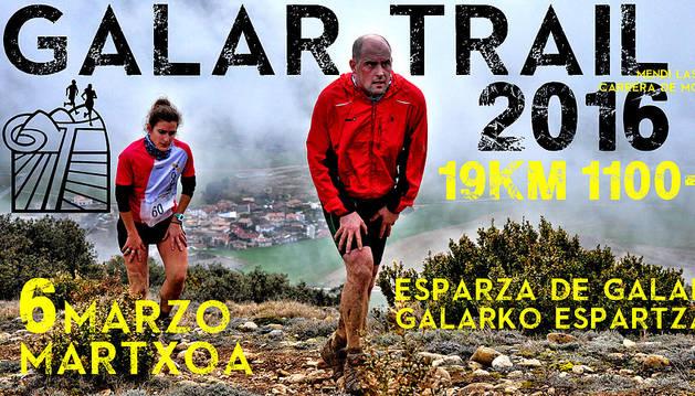 El Galar Trail, el 6 de marzo.