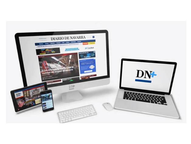 Nueva propuesta digital de Diario de Navarra