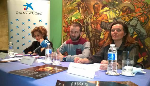 La obra social de La Caixa refuerza al Gustavo de Maeztu por sus 25 años