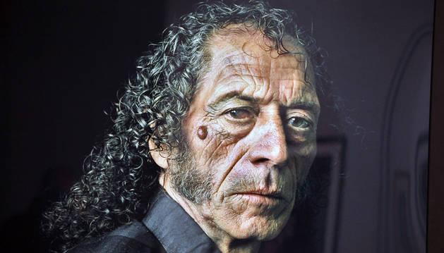 Fotografia titulada 'Bernardo', un retrato de corte social de Pierre Gonnord (2006).