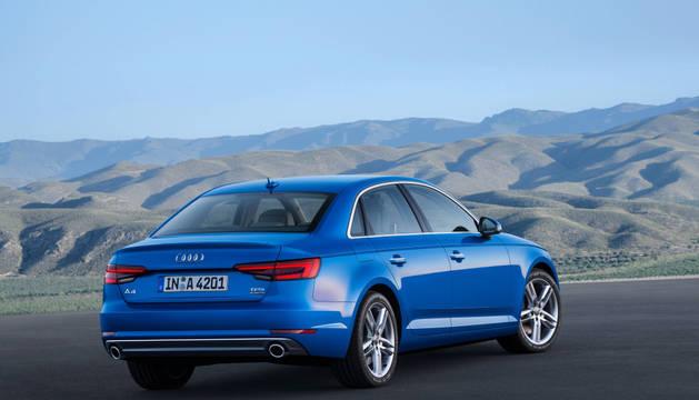 Audi A4, tecnología útil