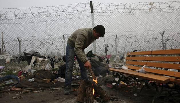 La UE cierra el acuerdo con Turquía para deportar a los refugiados