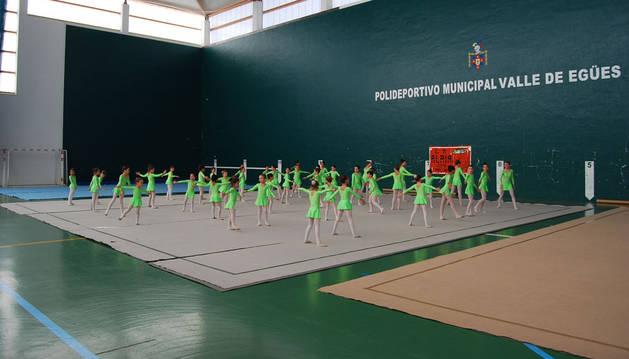 Polideportivo Municipal del Valle de Egüés.