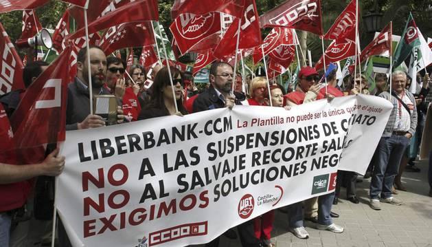 Liberbank destinará 40,39 millones a pagar el dividendo del ejercicio 2015