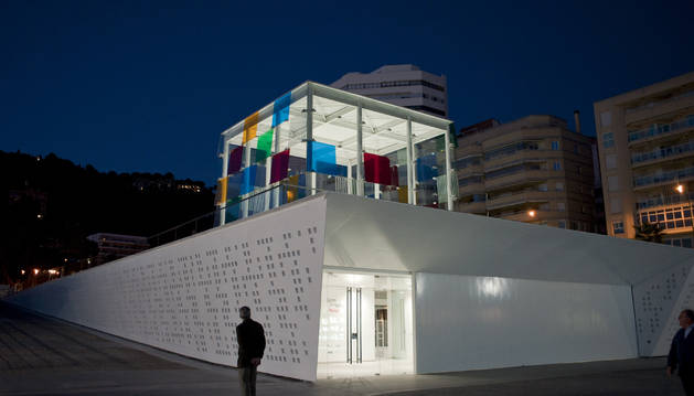 El Pompidou de Málaga reivindica la subversión del cine Dadá y el surrealismo