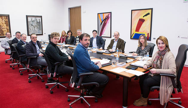 Reunión de la Mesa y Junta de Portavoces este lunes.