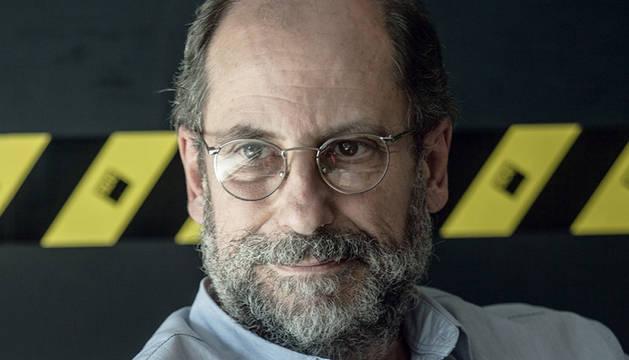 Ricardo Larraín, director de 'La Frontera'.