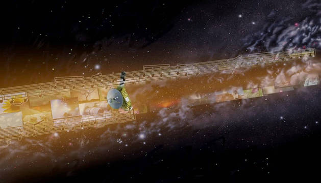 """""""Muchos científicos lo son gracias a 'Cosmos"""""""