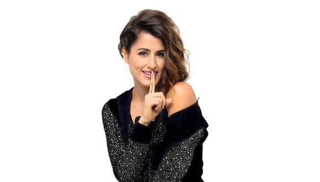 Barei graba en Madrid la postal oficial de la candidatura española para Eurovisión 2016