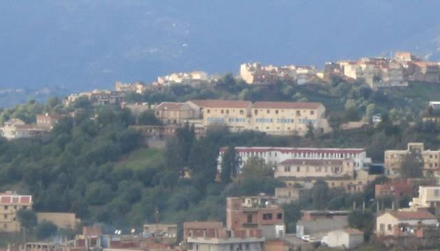 Vista de la ciudad de Maatkas.